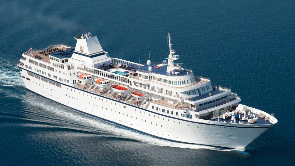 35 κρουαζιερόπλοια αναμένονται φέτος στη Μονεμβάσια
