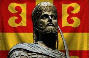 Konstantinos Palaiologos front