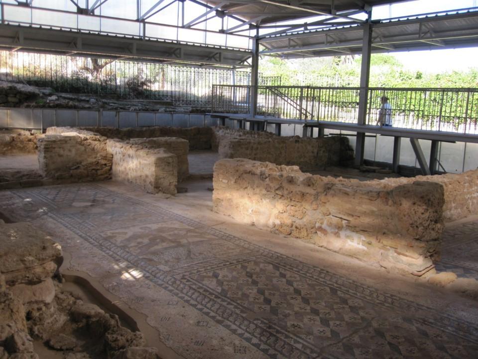 Romaiki epavli Kefalonia