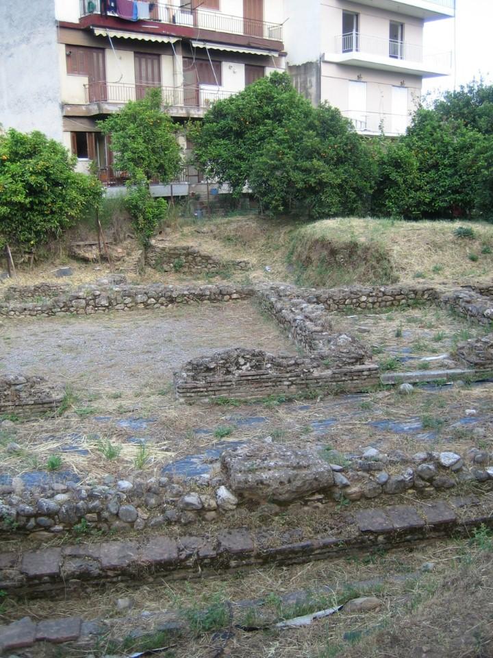 Romaiki epavli Sparti