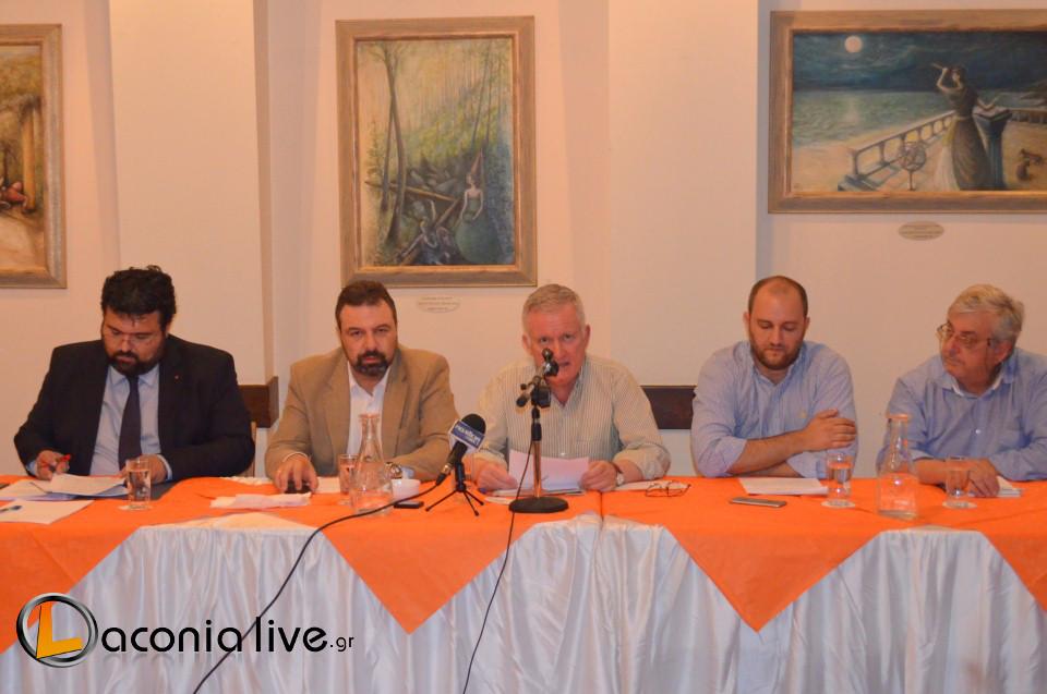 ekdilosi SYRIZA diafthora Sparti (1)